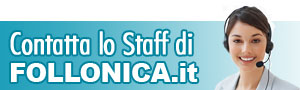 Contatta lo staff di Follonica.it